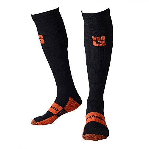 Tested by top elite OCR athletes, the full length MudGear Compression Obstacle Race sock is a tribute to the nasty gashes suffered by OCR racers at...