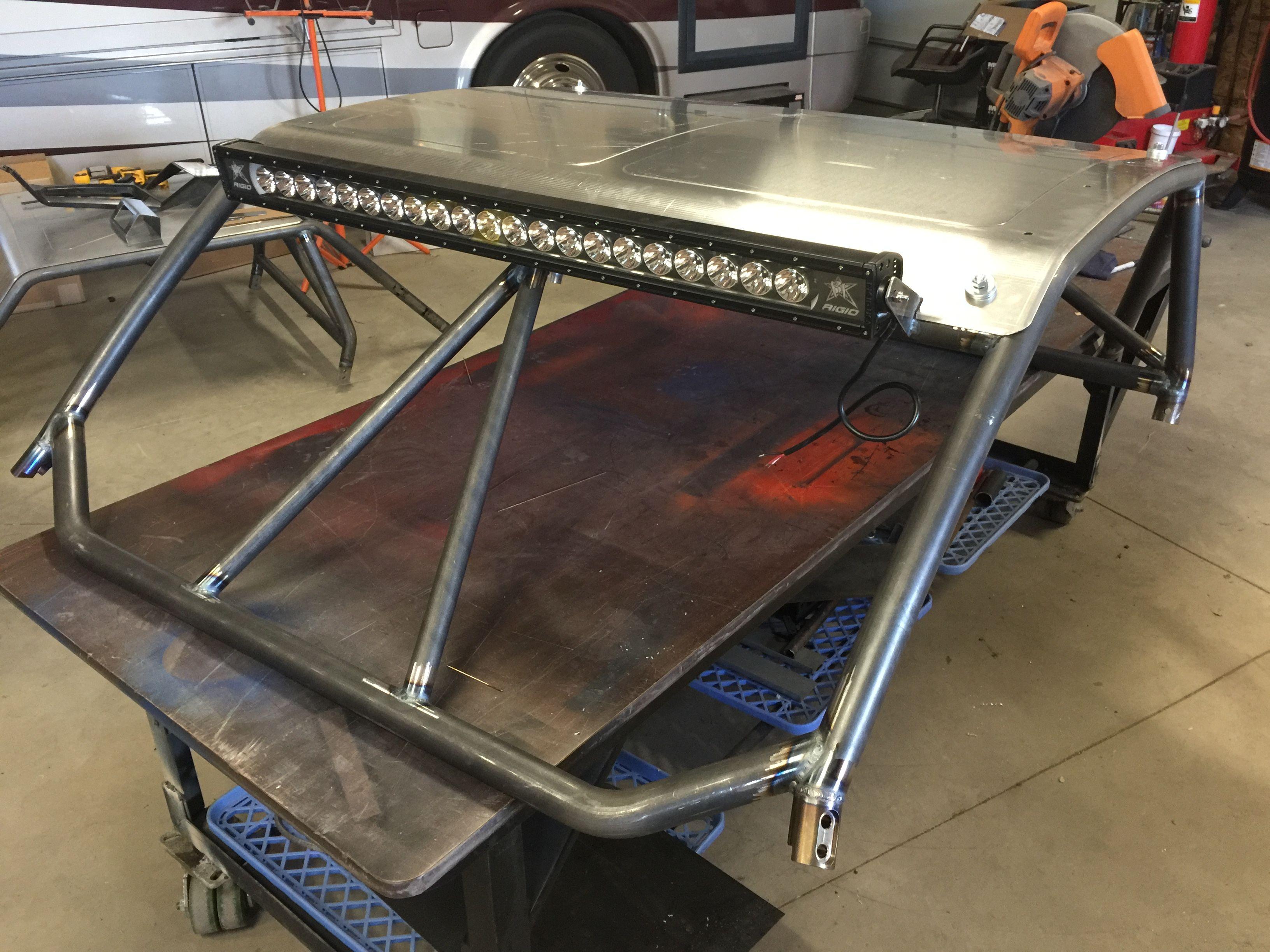 YXZ super shorty #cagewrx cage ready for powdercoat  40