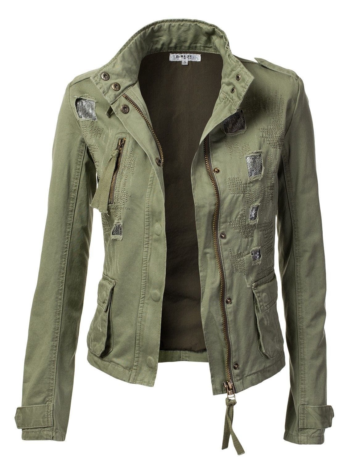 military jackets for women | ... - Freedom of Fashion - Womens ...