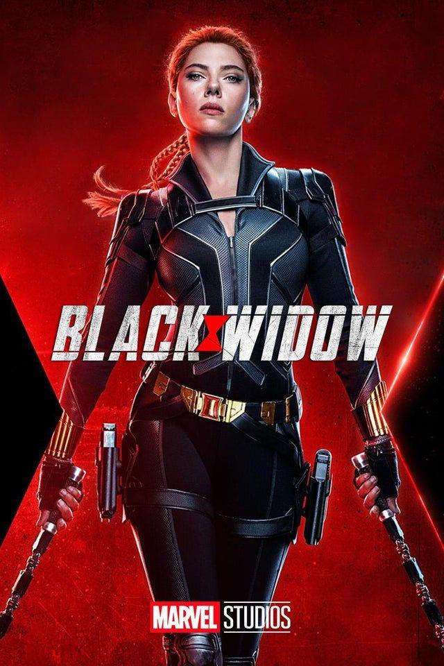 [Poster] Black Widow poster PlexPosters in 2020 Nice