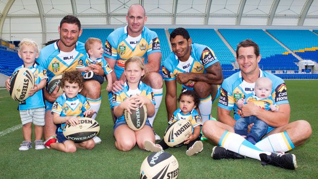 Titans Extend Family Reach Extended Family Titans Rugby
