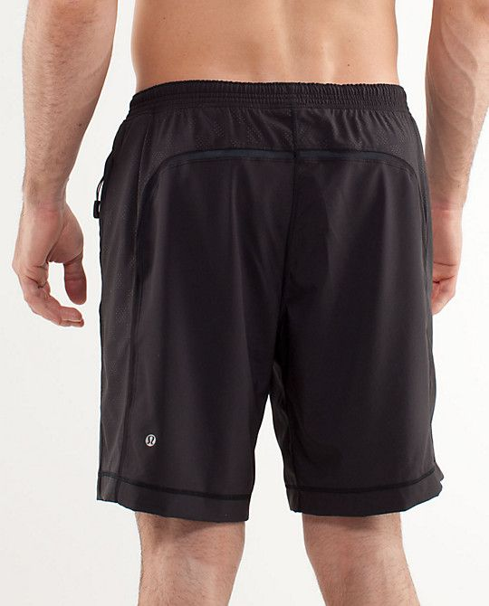 f2cab8a442 Lululemon Response Short for men (running). Best damn shorts i've ever worn.  Also make my ass look fantastic. Win win.