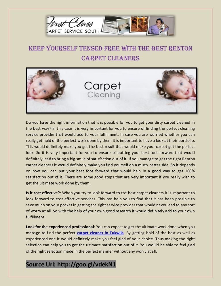 Find the perfect carpet cleaner in tukwila carpet