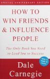 How to Win Friends & Influence People - How to Win Friends & Influence People   Used Book in Good Condition  For more than sixty years the rock-solid, time-tested advice in this book has carried thousands of now famous people up the ladder of success in their business and personal lives. Now this previously revised and updated... | http://wp.me/p5qhzU-1DA | #productivity #selfimprovement