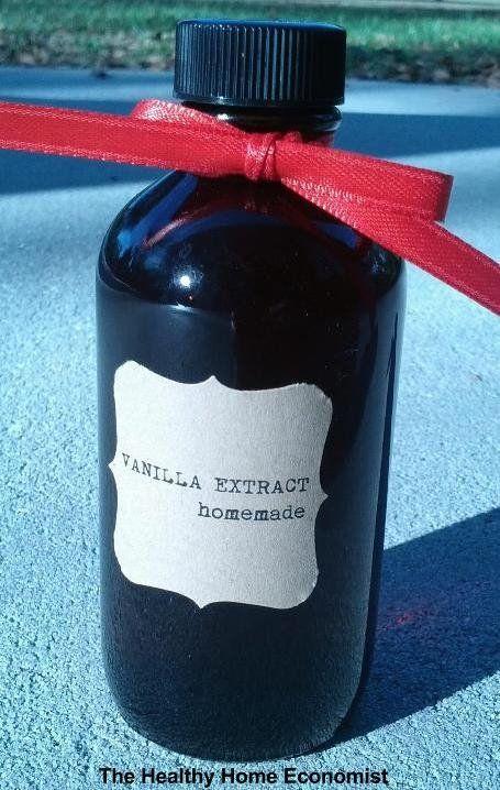 How to Make Vanilla Extract