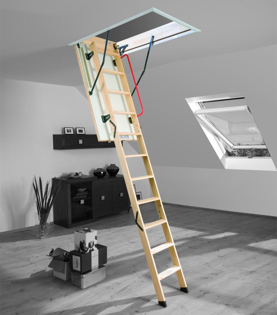 Fakro Roof Windows And Loft Ladders