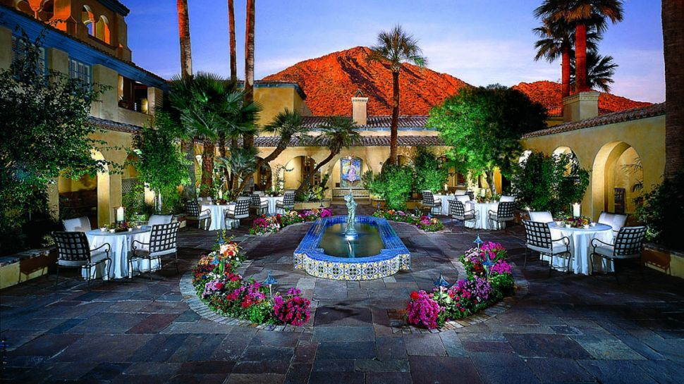 Royal Palms Resort Spa Phoenix Arizona Palm Resort Palms Hotel Hotel World