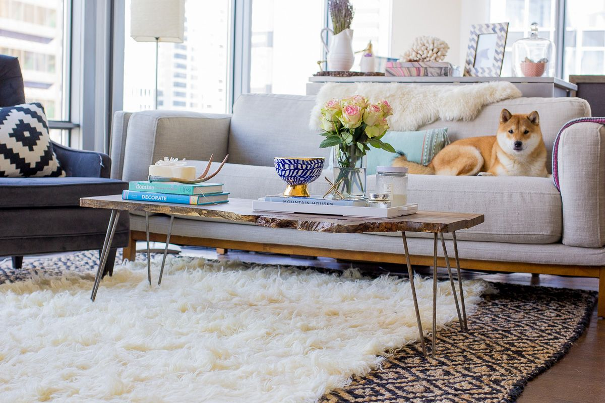 How To Layer Rugs Like A Pro The Fox She Layered Rugs Pretty Living Room Living Room Decor Cozy #nice #rugs #for #living #room