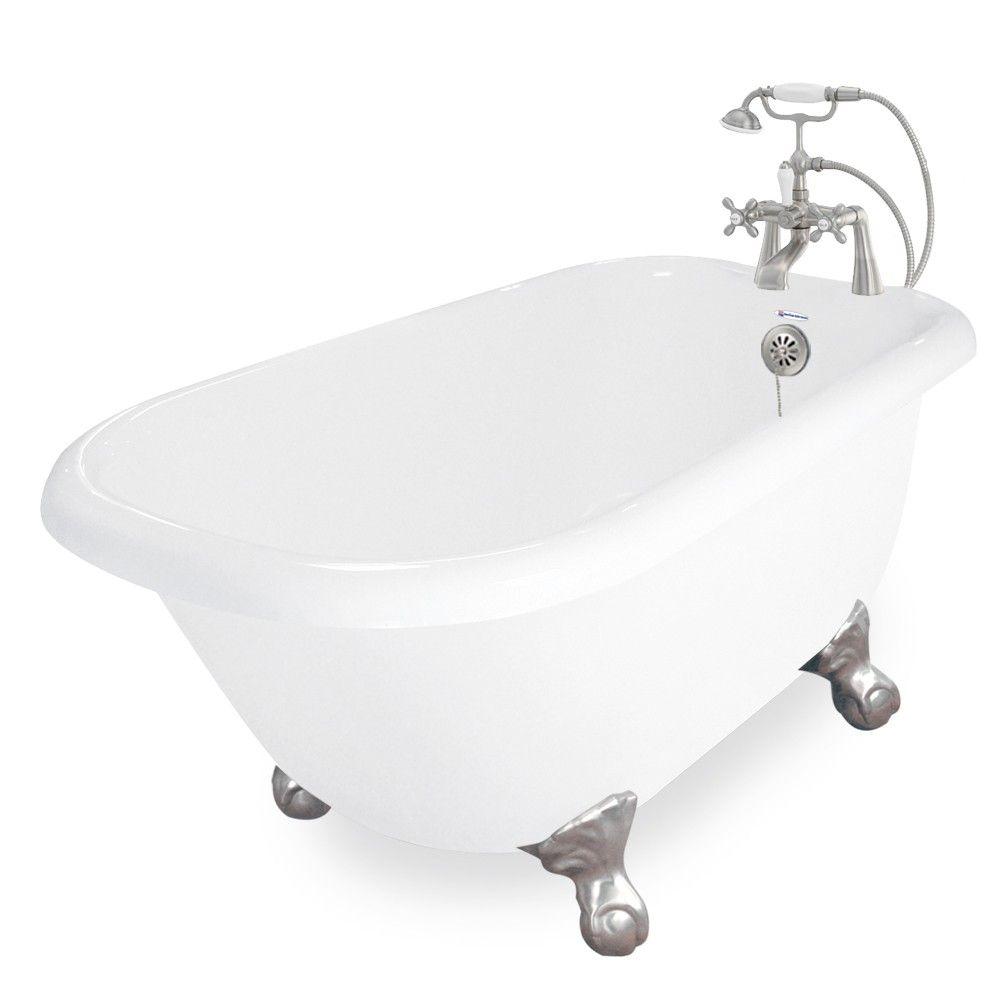 American Bath Factory Jester 54\