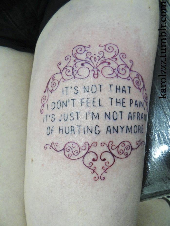 paramore lyrics tattoo - photo #16
