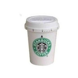 Starbucks Coffee Cup 60' Kitchen Timer