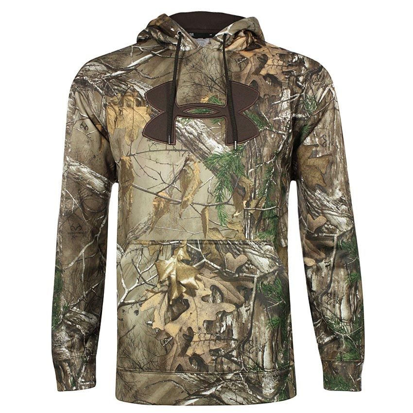ad0fc1cb230d1 Under Armour® Men s Realtree™ Camouflage Ayton Hoodie 1238322946   Stuff to  Buy   Pinterest   Camouflage, Armours and Hoodie.