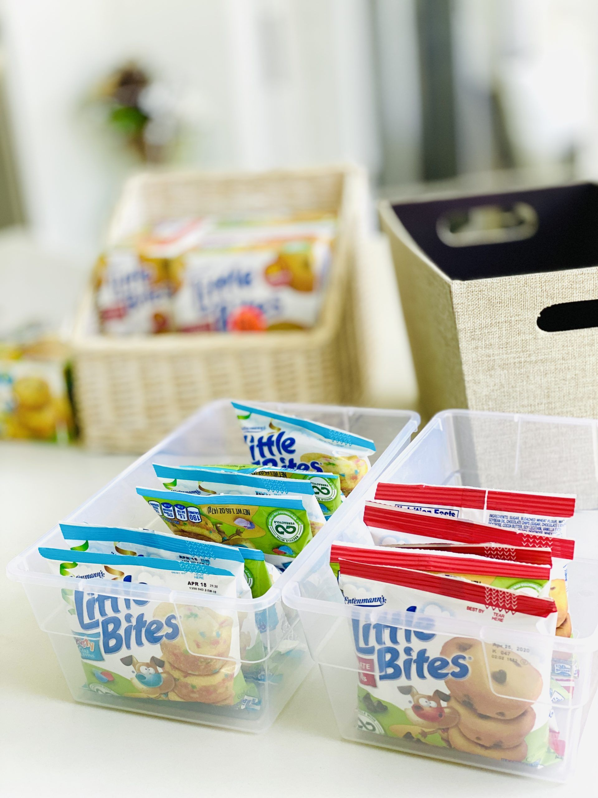 How to easily and quickly organize snacks enjoy snacks