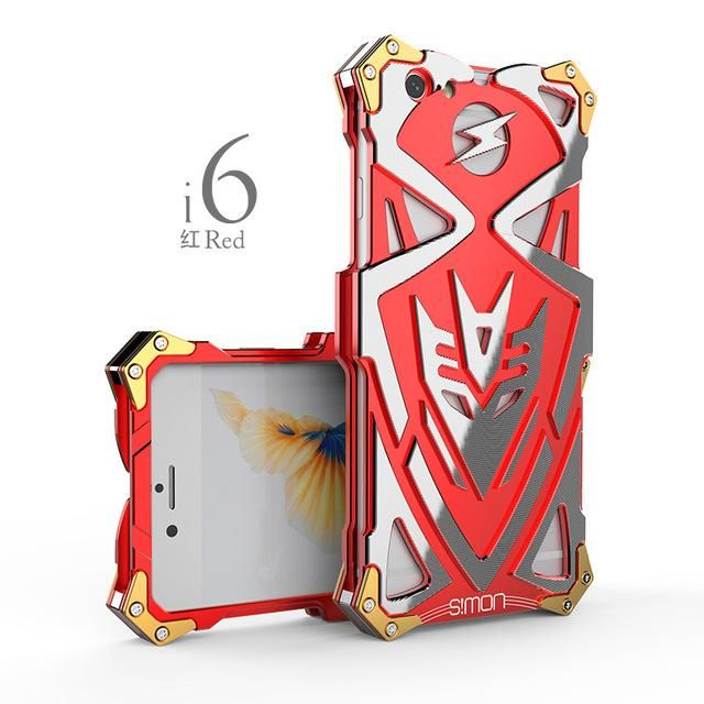 sports shoes c0784 d24c6 Zimon Thor Series Aviation Aluminum Case for iPhone 6, 6s   Amazing ...