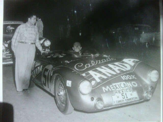 Carrera Panamericana 1954  550-001