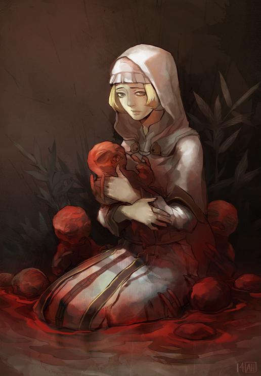 Demon s souls black maiden hentai opinion
