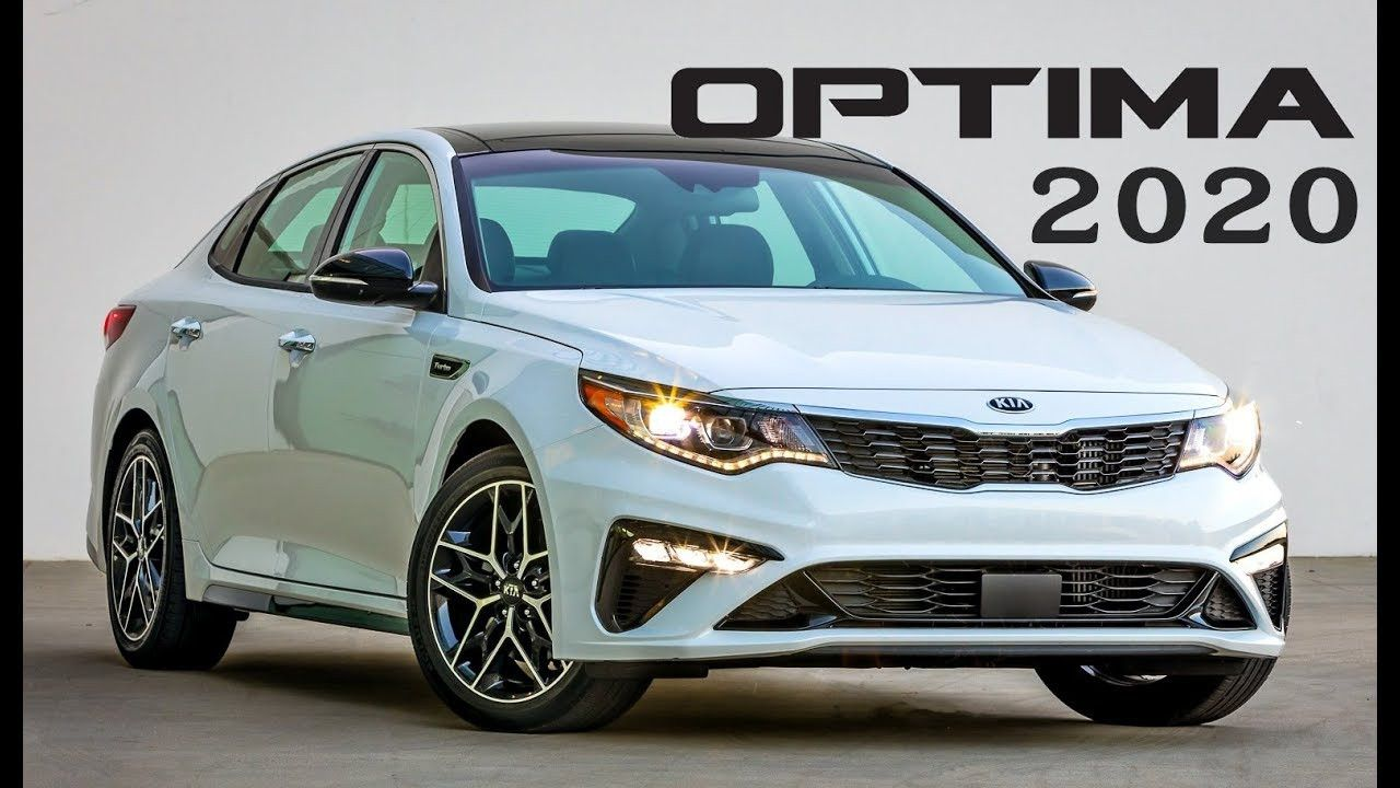 Kia Optima 2020 Redesign di 2020
