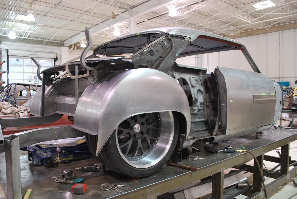 Pro Touring Hot Rods Promoted By The Fab Forums Pro Touring Metal Shaping Hot Rods