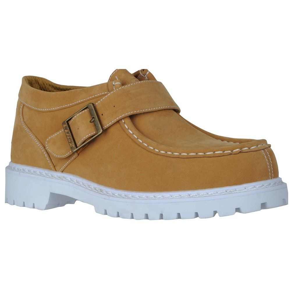 Lugz Work Boots | lugz men s swagger slip resistant lo with strap boots $ 54