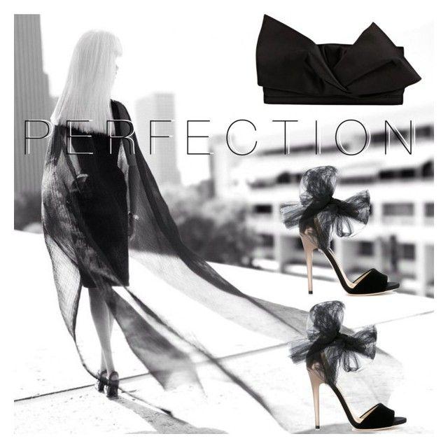 """""""P E R F E C T I O N II"""" by besado-por-el-sol on Polyvore featuring moda, Jimmy Choo y Christian Louboutin"""