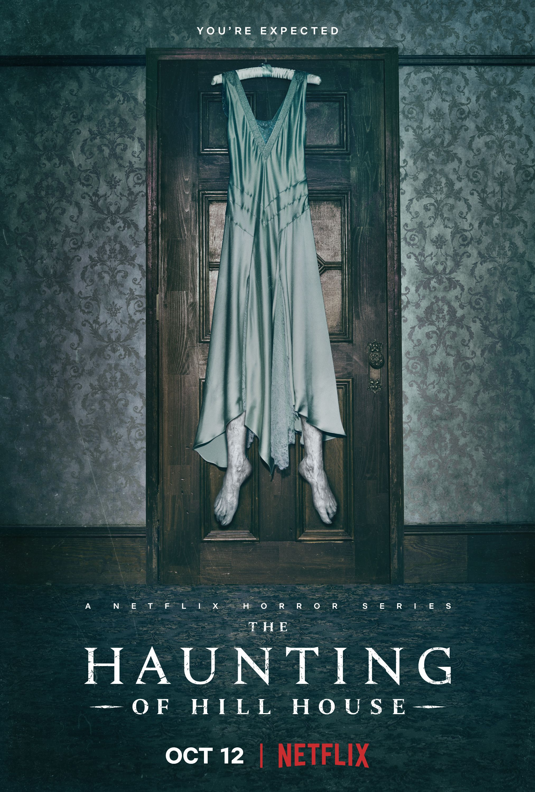 The Haunting Of Hill House Netflix Horror Series House On A Hill Netflix Horror
