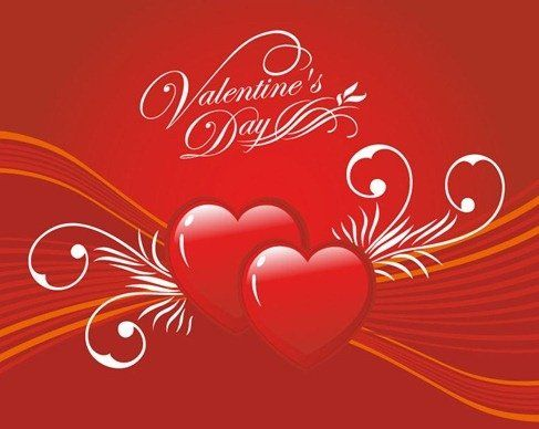 Photo of Happy Valentine's Day Greeting Card