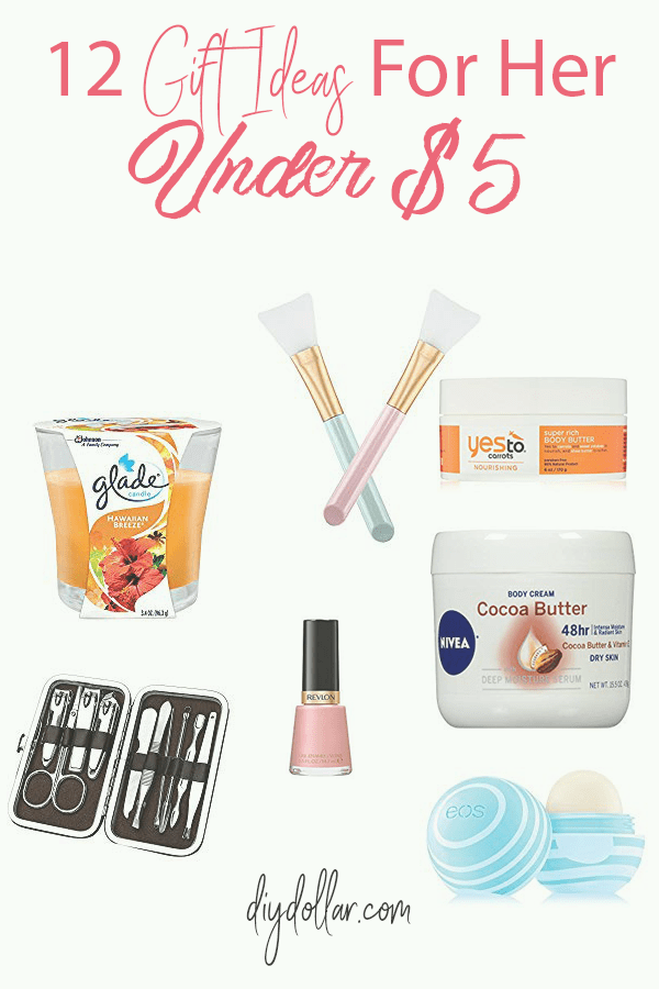 12 Frugal Gift Ideas For Her Under 5  Save Money -3105