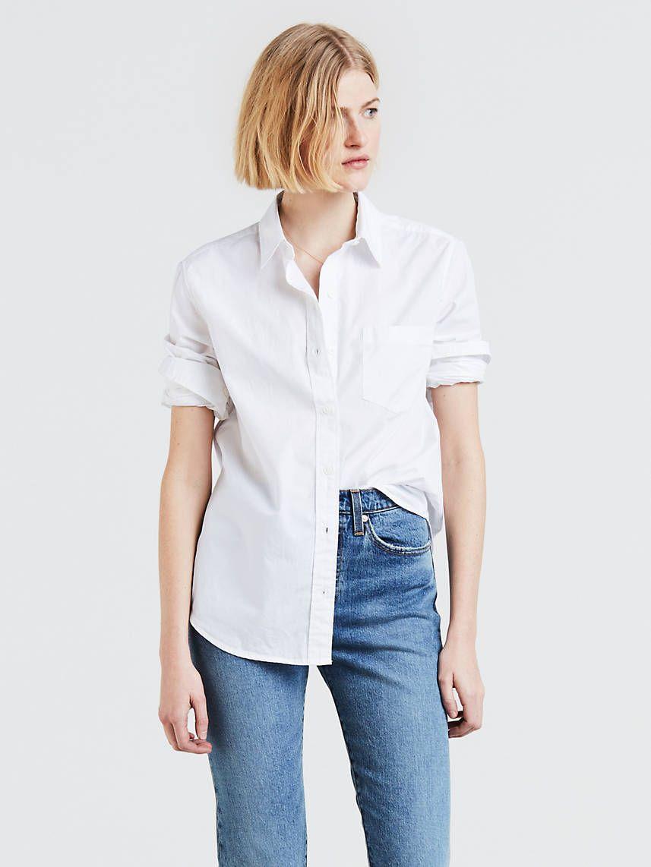 Ultimate Boyfriend Shirt Boyfriend Shirt Women Shirts Blouse Womens Shirts