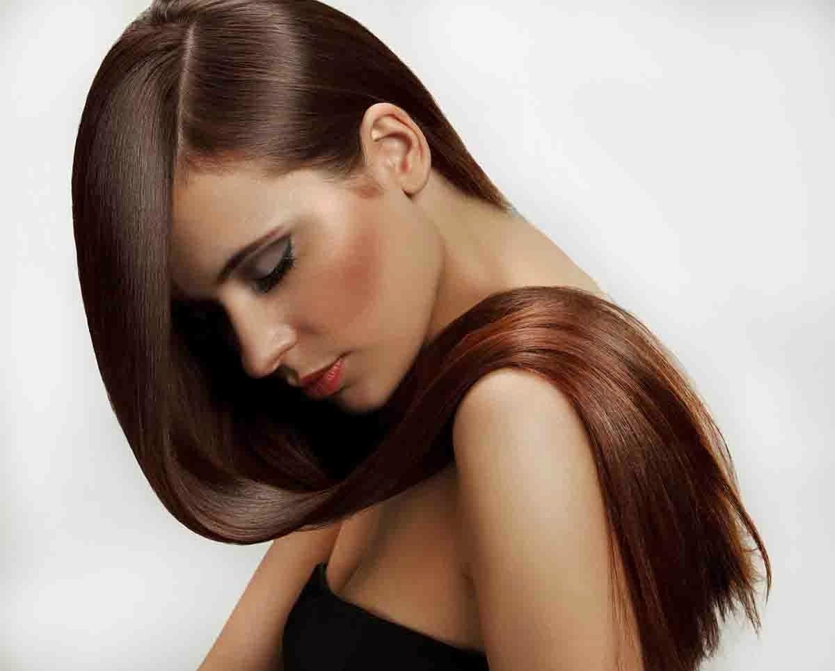 cara membuat rambut cepat panjang dan lurus secara alami