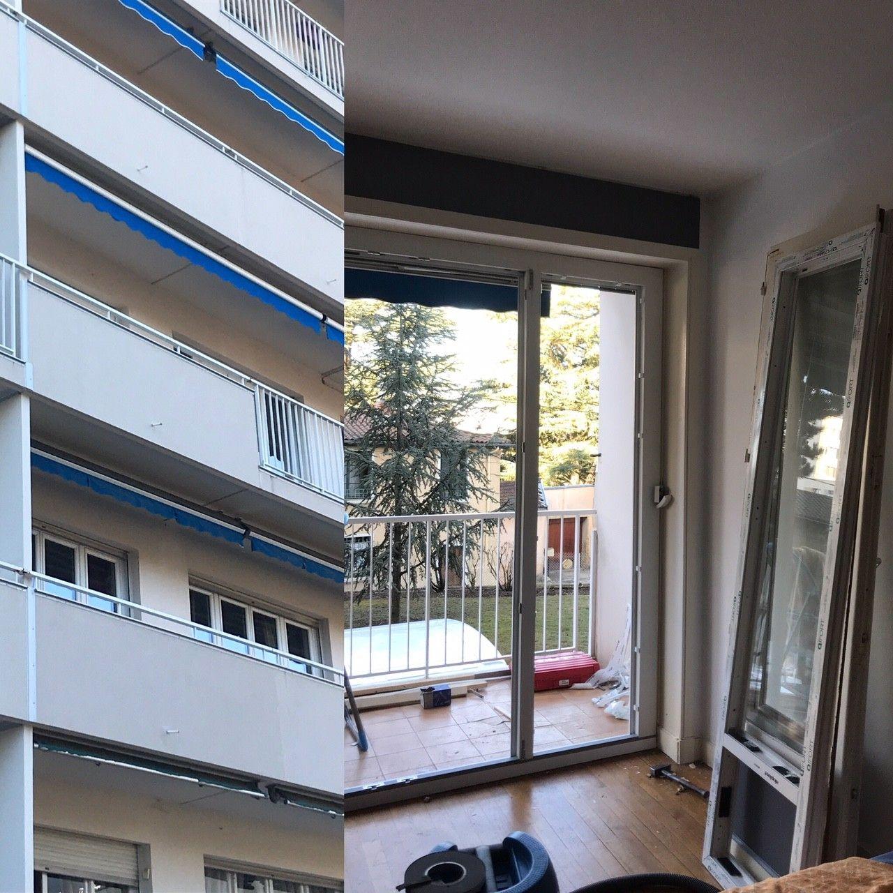 Changer Les Fenetres Rue De La Tarentaise 69300 Caluire Et Cuire