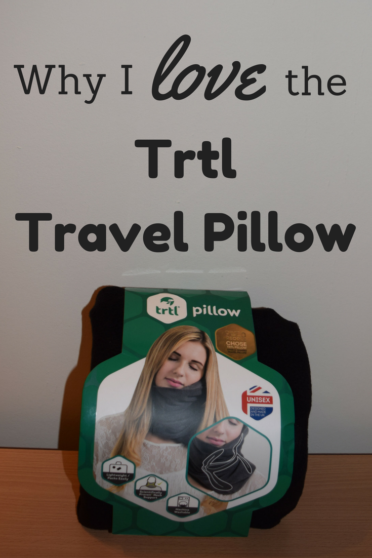 Why I Love The Trtl Travel Pillow Travel Gadgets Travel