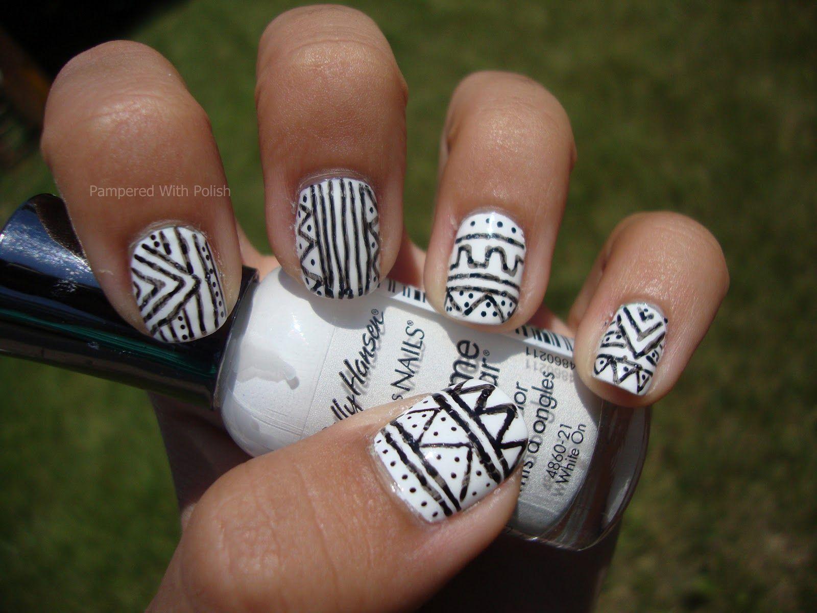 Pin by chio villamollo on nails pinterest black nails and nail nail