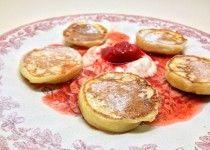 Užgavėnių varškėtukai. cottage cheese pancakes