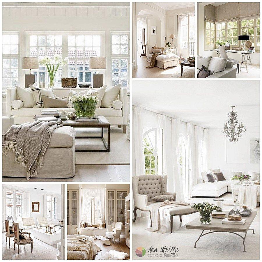 Decoraci n de interiores de estilo cl sico renovado for Decoracion de interiores de casas estilo clasico