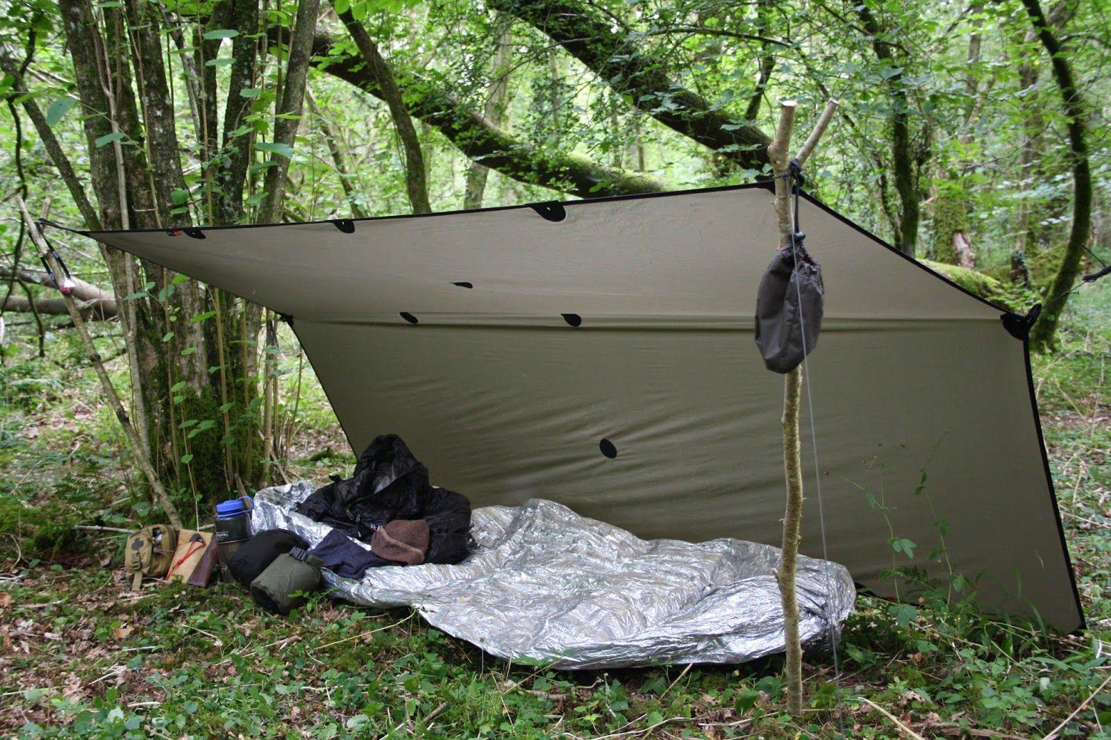 Summer tarping bushcraft baby pinterest survival bushcraft
