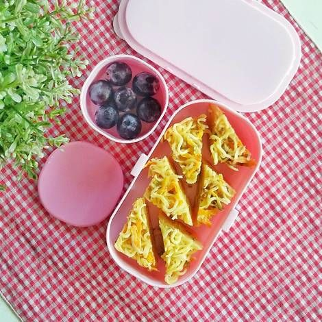 Resep Schootel Mie Bekal Anak Oleh Bunga A Rosvita Resep Resep Makanan Ringan Mudah Makanan Balita
