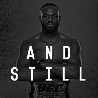 And Still Champ Jon jones