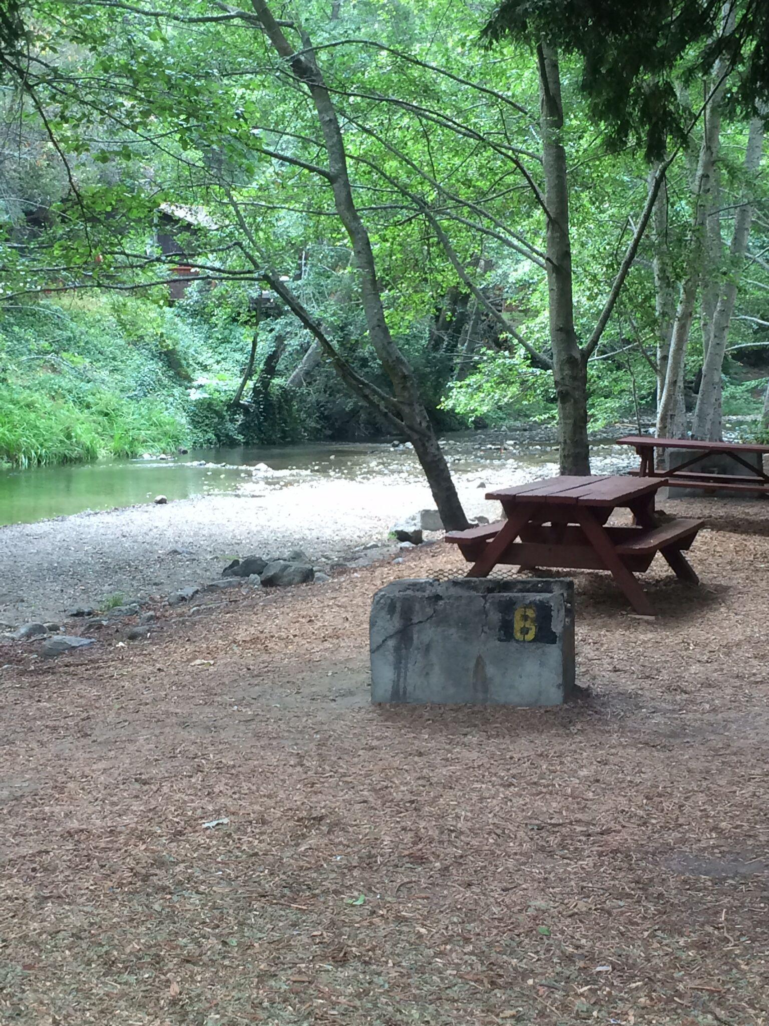 Riverside Campground Big Sur Big Sur Trip Big Sur Riverside California