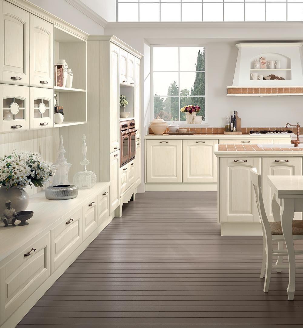 Cucina Lube Contemporanea | Silvia Cucina Lube Classica Con La ...