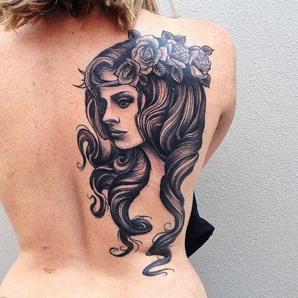 WA INK TATTOO — tattoo by Daniel Formentin