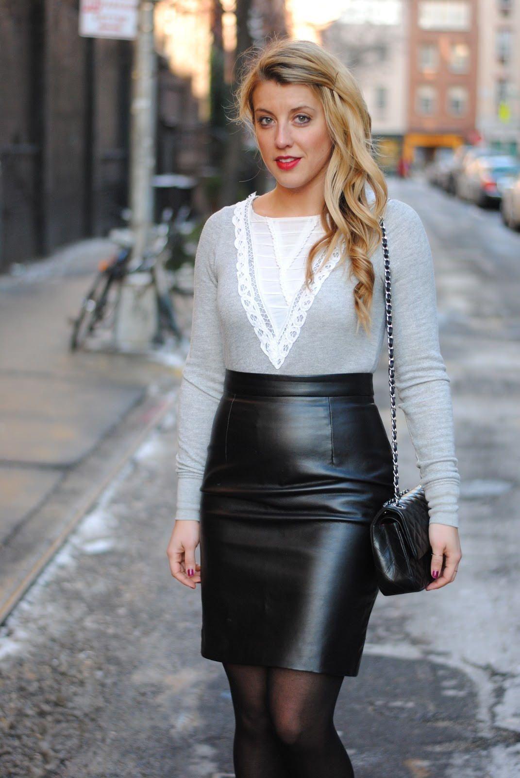 CG Leather Skirts