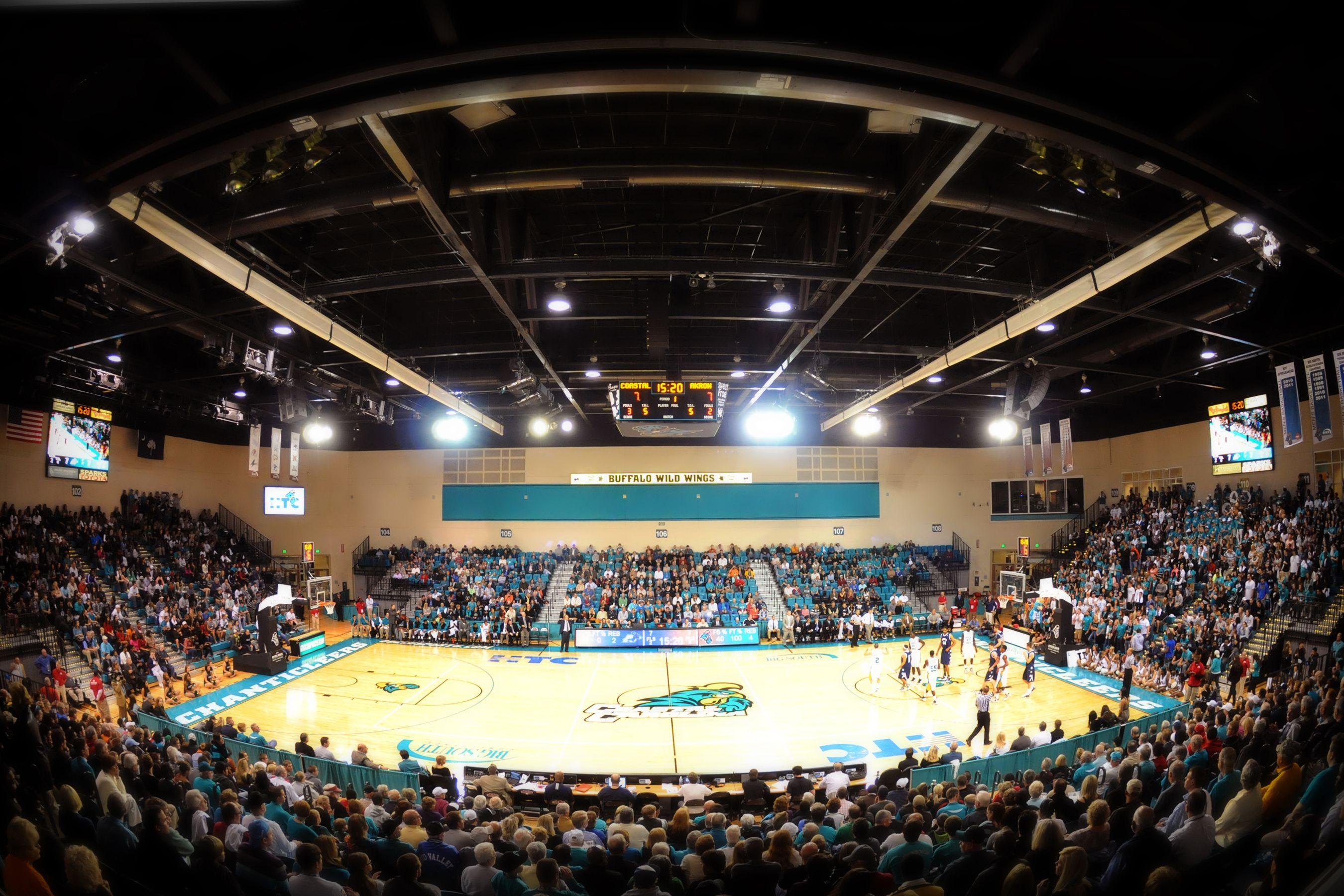 Coastal Carolina Official Athletic Site | Coastal carolina university,  Coastal carolina, Coastal