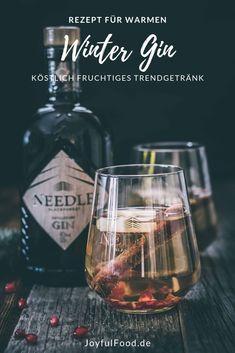 Warmer Winter Gin: köstlich fruchtig mit Needle Blackforest Gin | Joyful Food #beverages
