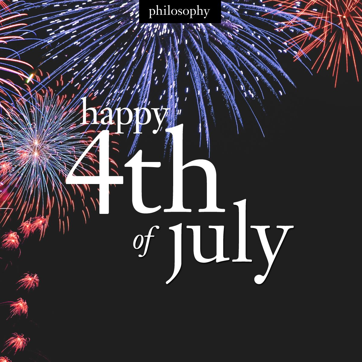 happy 4th of july, friends! xo