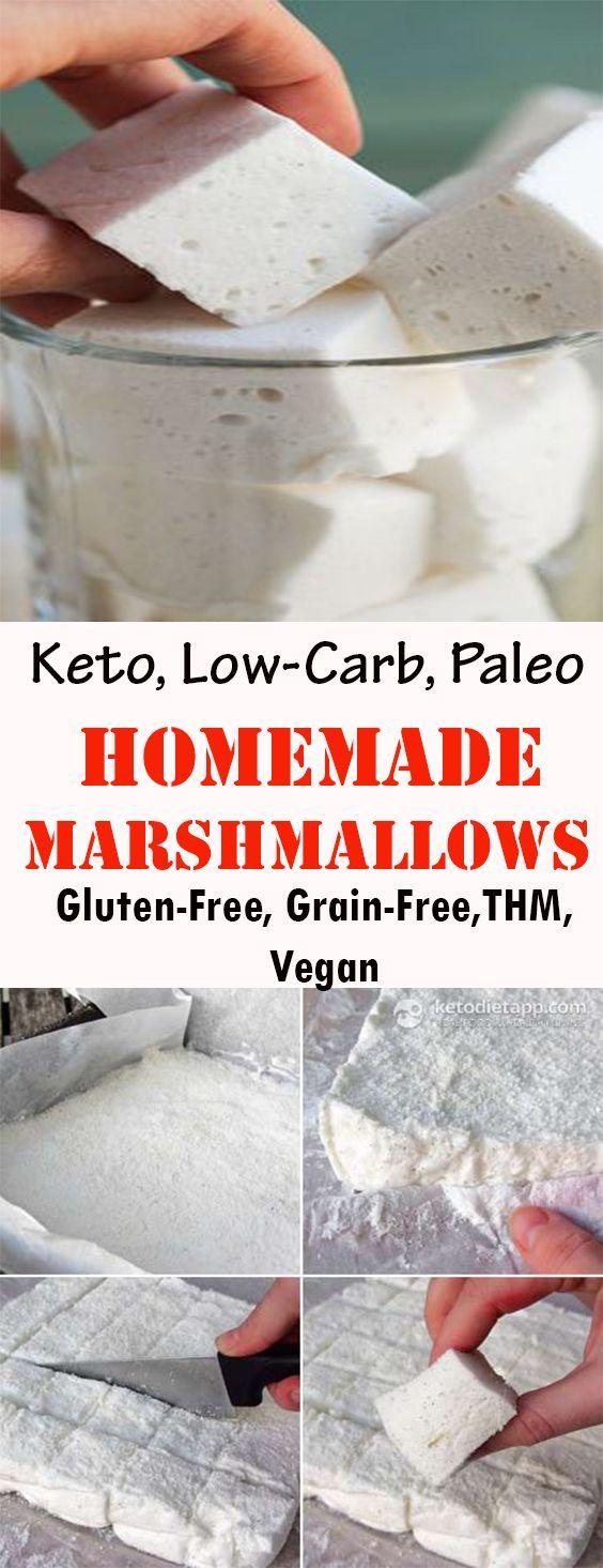 Marshmallow Caseiro, Marshmallow Caseiro, Sobremesas, Bolinhos, Receitas - #bolinhos #caseiro #marshmallow #receitas #sobremesas - #New #healthymarshmallows