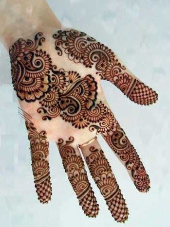 Simple Pakistani Mehndi Designs For Eid 2019 Eid Mehndi