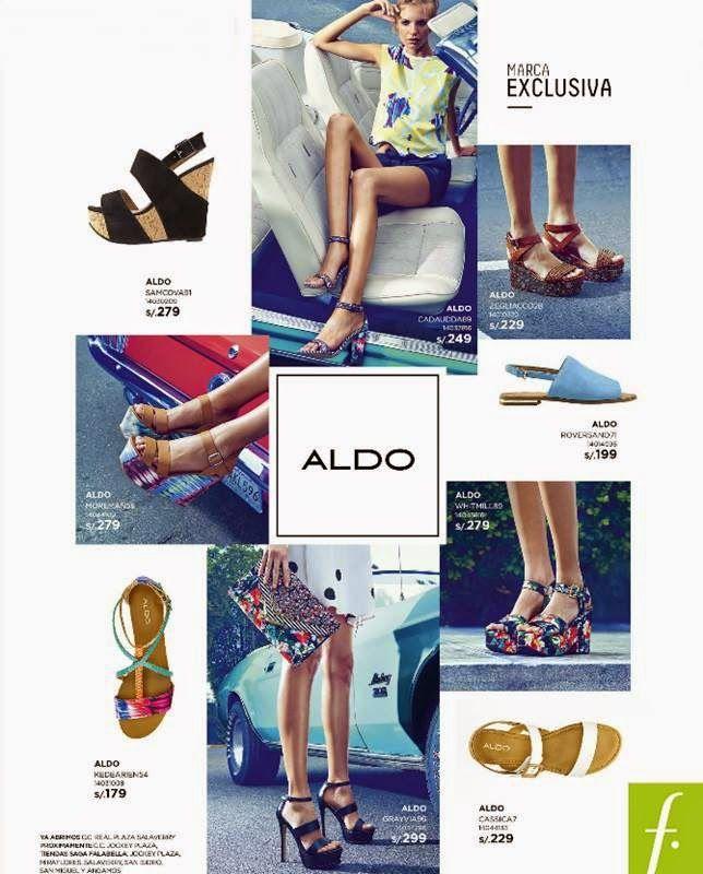 Sandalias De Moda De La Marca Aldo Saga Falabella Pv