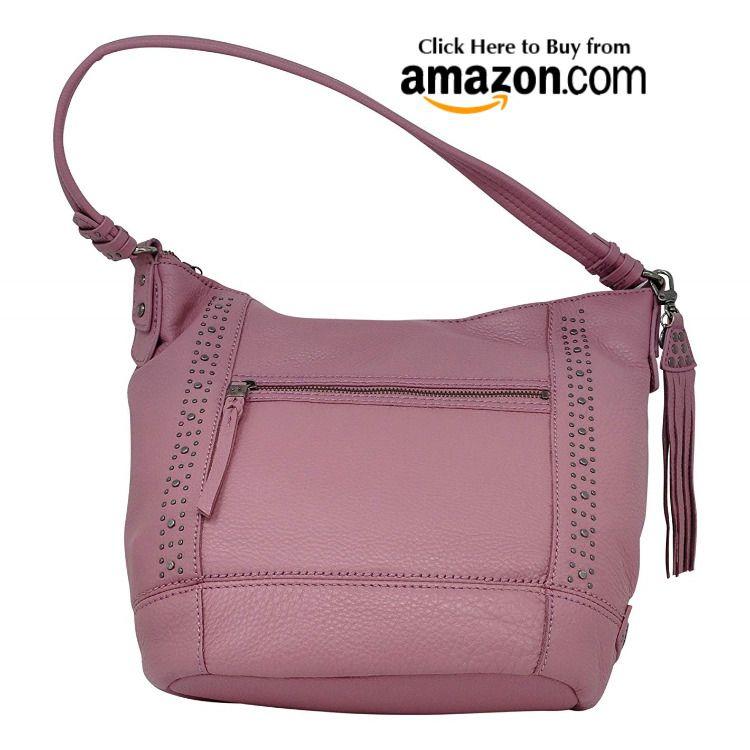 966ddf7192d2 Amazon Best Seller -- The Sak Sequoia Hobo Bag (MAUVE STUD) -- Brand ...