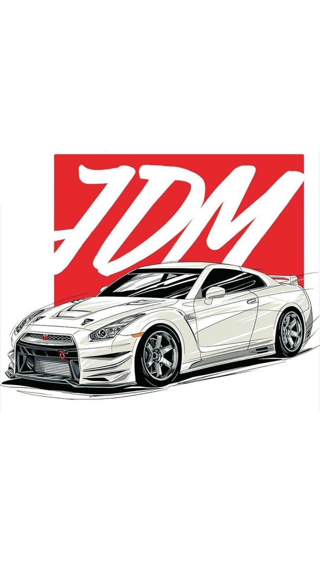 Pin Oleh Saravana B C Di Cartoon Jdm Car Mobil Keren Mobil Sport Mobil