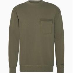 Photo of Calvin Klein Entspanntes Sweatshirt mit aufgesetzten Taschen L Calvin KleinCalvin Klein